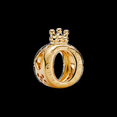 Pandora 冠冕「O」字形標誌串飾