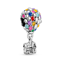 Disney Pixar Up House & Balloons Charm