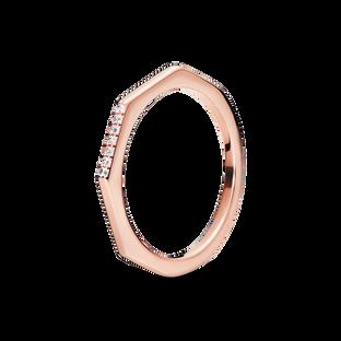 多邊形戒指
