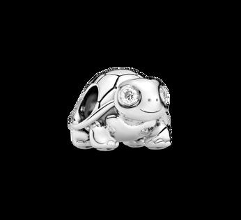 閃爍海龜串飾