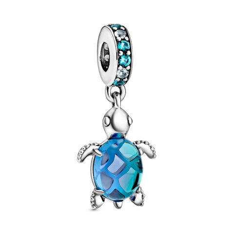 Murano 琉璃海龜吊飾