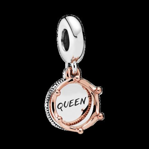女王與王室冠冕吊飾