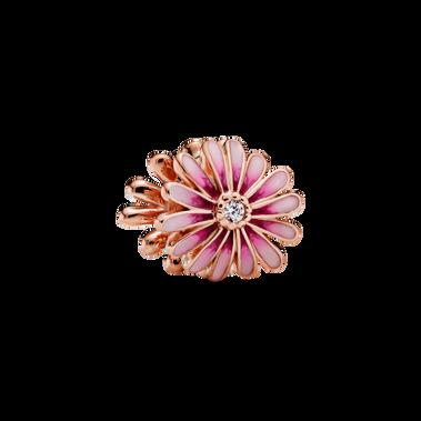 粉紅雛菊串飾