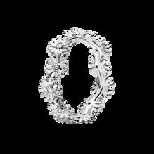 璀璨雛菊冠冕戒指