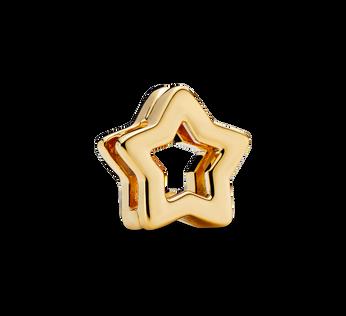 星星夾扣串飾