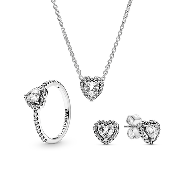 Sparkling Hearts Set