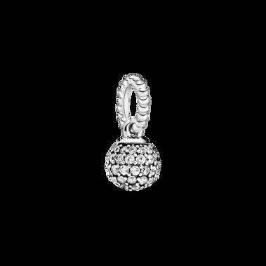 密鑲圓珠吊墜