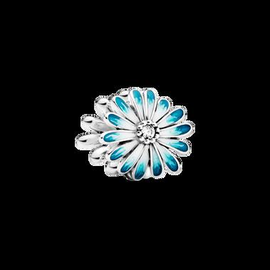 藍色雛菊串飾