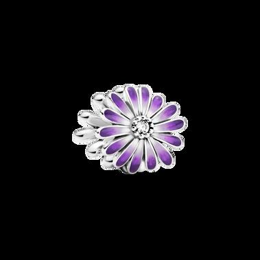 紫色雛菊串飾