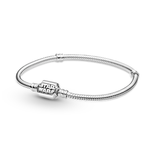 Pandora Moments Star Wars™ Snake Chain Clasp Bracelet