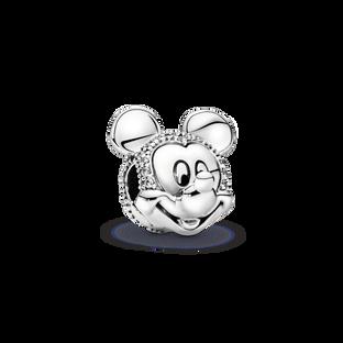Disney Mickey Mouse PavéClip Charm