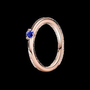星光藍單石戒指