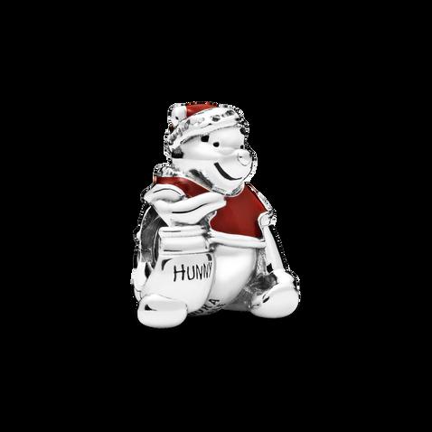 迪士尼小熊維尼蜜糖壺聖誕串飾