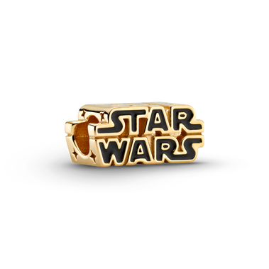 Limited Edition Star Wars™ Shining 3D Logo Charm