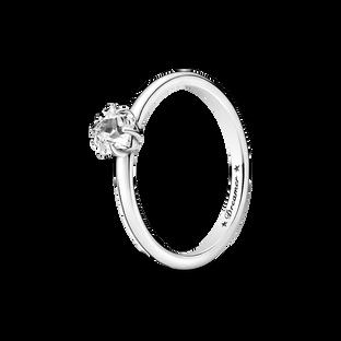 夜空星光單石戒指