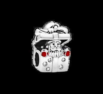 聖誕老人禮盒串飾