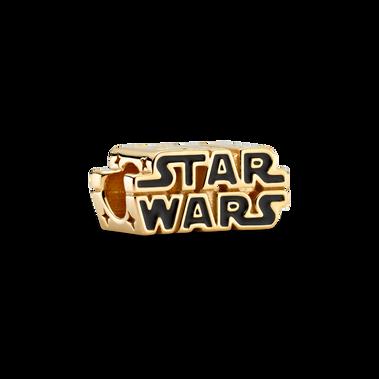 Limited Edition Star Wars™ Shining 3D Logo Charm