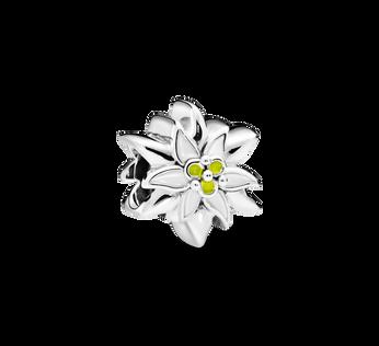 Edelweiss Flower Charm