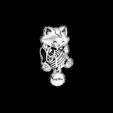 小貓與冷球串飾