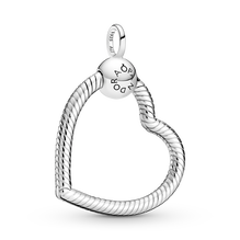 Pandora Moments Heart Charm Pendant