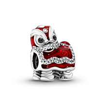 Chinese Lion New Year Charm