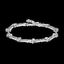 Sparkling Pavé Bars Bracelet