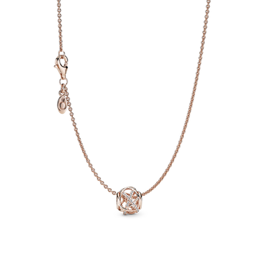 Sparkling & Polished Lines Necklace Set