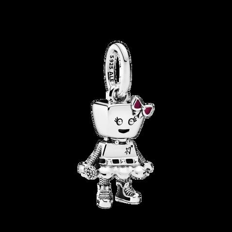 Bella Bot 搖滾崩樂隊吊飾