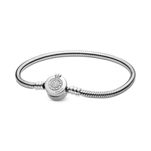 Pandora Moments 璀璨 O 字形冠冕蛇形手鏈