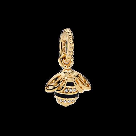 Queen Bee Necklace Pendant