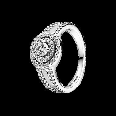 雙重光環戒指