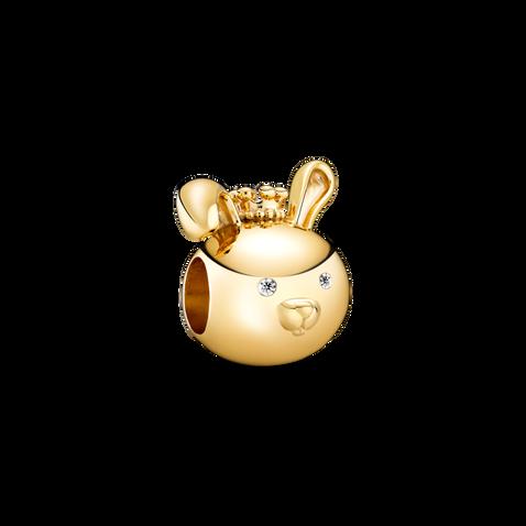 耀目兔年串飾