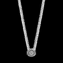 雙重光環短項鏈
