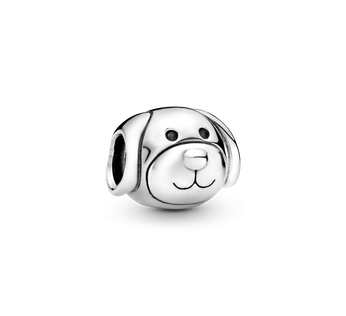 Devoted Dog Charm