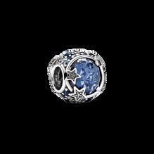 璀璨星夜藍串飾