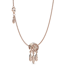 Spiritual Dreamcatcher Necklace Set